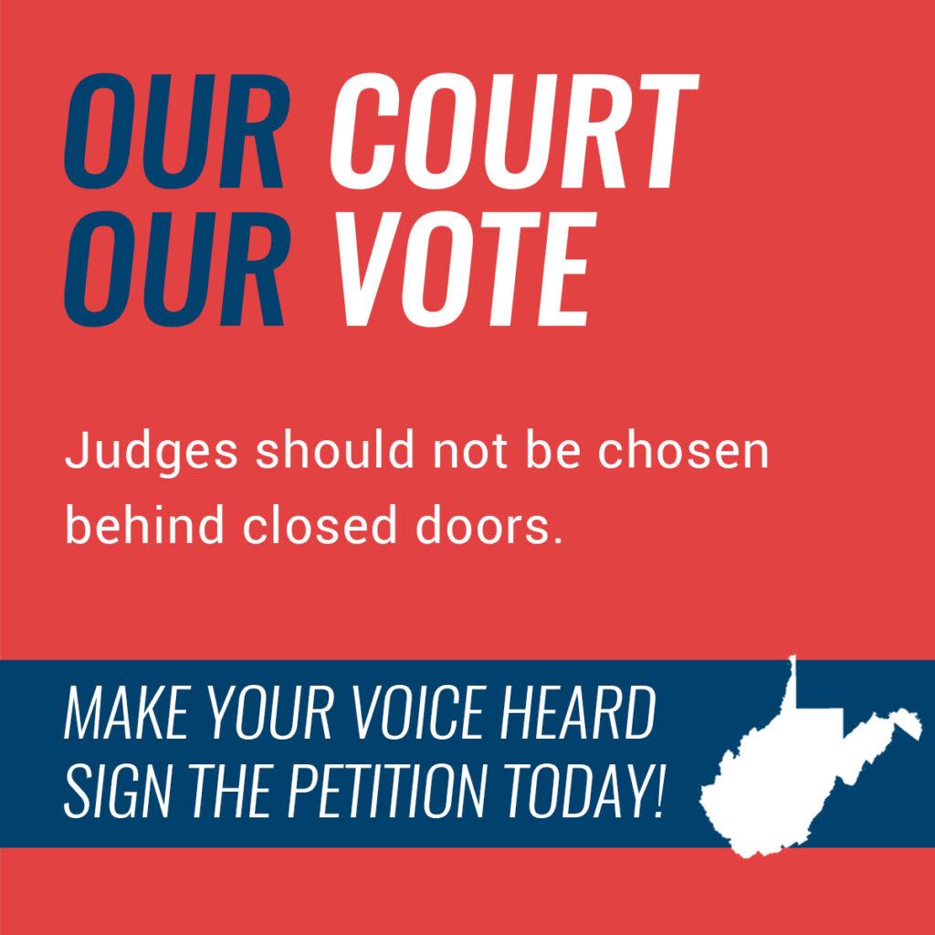 Petition demands fair, transparent judicial elections